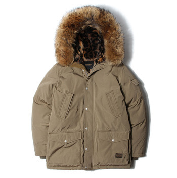 세인트페인SP TYRANT II N3B PARKA-BROWN