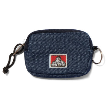 벤데이비스ROUND COIN CASE (9031)DENIM