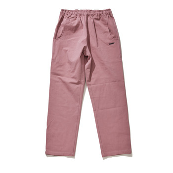비에스래빗BSR COTTON BASIC TRACK PANTSINDYPINK