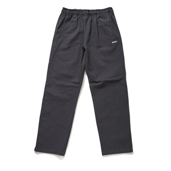 비에스래빗BSR COTTON BASIC TRACK PANTSCHARCOAL