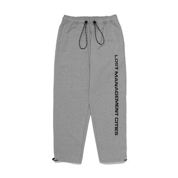 엘엠씨스트링 스웻팬츠LMC STRING SWEAT PANTSHEATHER GRAY