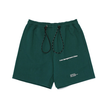 엘엠씨스트링 반바지LMC STRING SWEAT HALF PANTSGREEN
