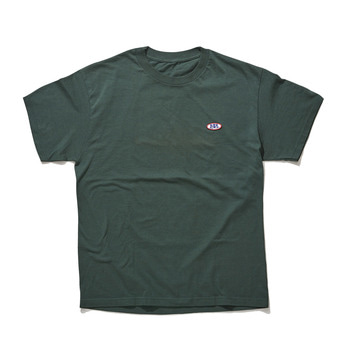 비에스래빗BSR WAPPEN T-SHIRT GREEN