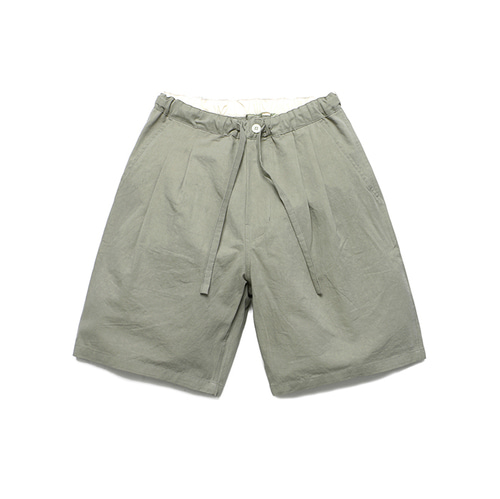 라퍼지스토어Semi Relax Shorts_Gray