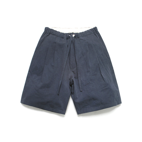 라퍼지스토어Semi Relax Shorts_Navy