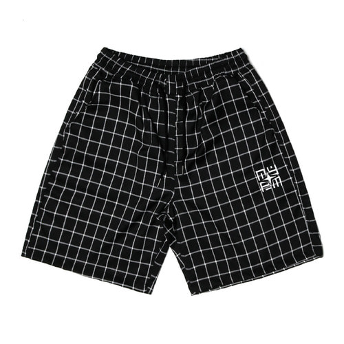 네스티팜[NYPM] 2ND NEMESIS SHORT PANTS (BLK)