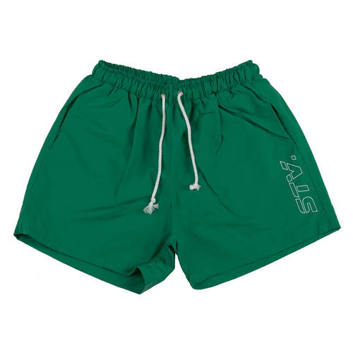 스탠다드커브STV. S.T.V SWIM SHORTS GREEN