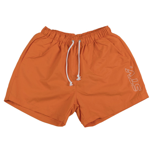 스탠다드커브STV. S.T.V SWIM SHORTS ORANGE