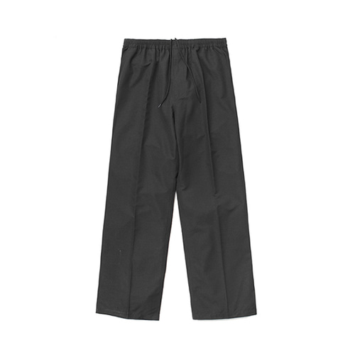 라퍼지스토어(Unisex) Air Cooling Wide Slacks_Black