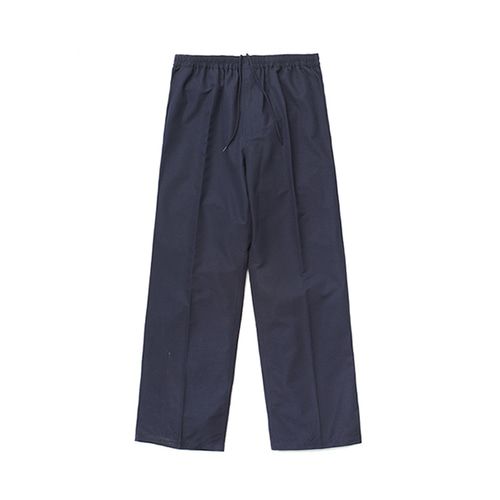 [6/25일 예약발송]라퍼지스토어(Unisex) Air Cooling Wide Slacks_Navy