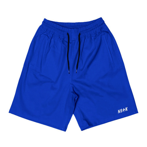 네스티킥[NSTK] EASY CODE 003 SHORT PANTS (BLUE)