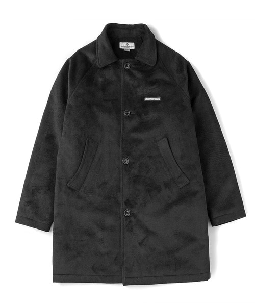 세인트페인SP SMYER HALF COAT-BLACK