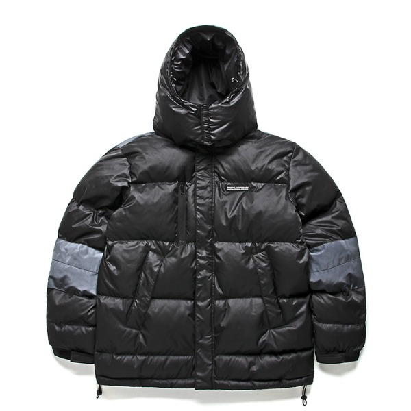 세인트페인SP KENDRICK COLOR DUCK DOWN PADDING-BLACK