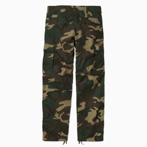 칼하트WIP레귤러 카고팬츠 콜롬비아REGULAR CARGO PANT COLUMBIACAMO LAUREL RINSED