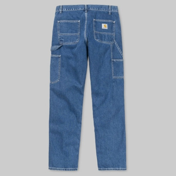 칼하트WIP럭 싱글니 팬츠 노르코RUCK SINGLE KNEE PANT NORCOBLUE STONE WASHED