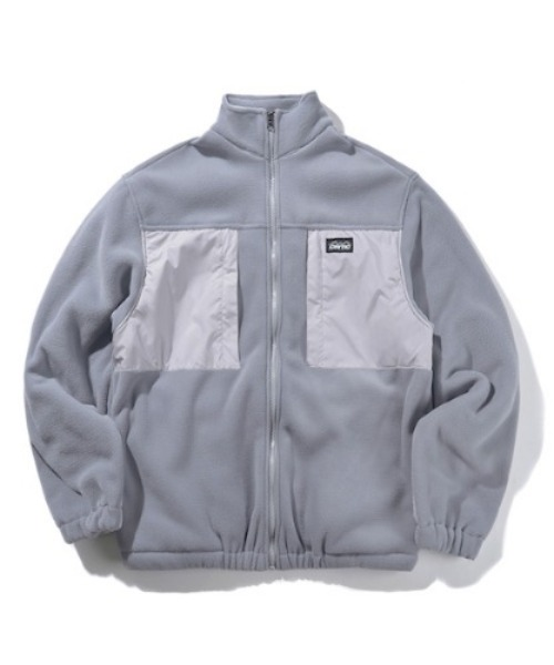 크리틱FLEECE JACKETGRAY