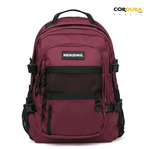네이키드니스 ABSOLUTE BACKPACK 백팩 / BURGUNDY