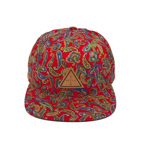 Palme Trois Snap Back Red
