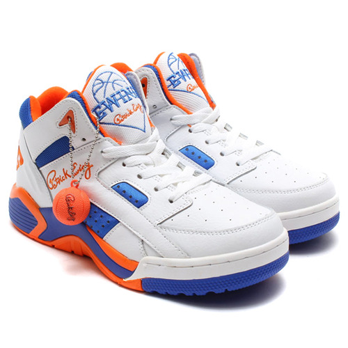 WRAP MID White/Blue/Orange
