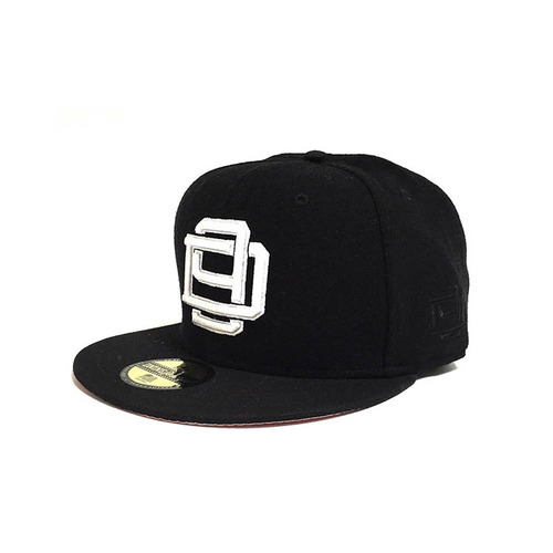디나인 WOOL D9 XOVER DEEP THROAT (BLK) SNAPBACK