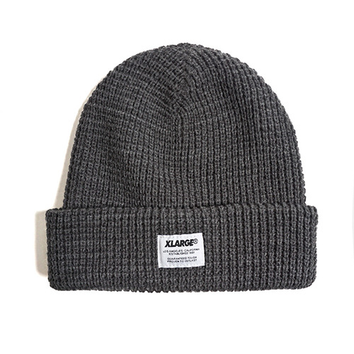 COUSTEAU BEANIEGREY HEATHER