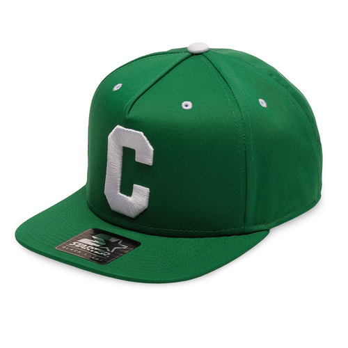 칼하트WIP콜리지 씨 스타터캡COLLEGE-C STARTER CAPGREEN/WHITE