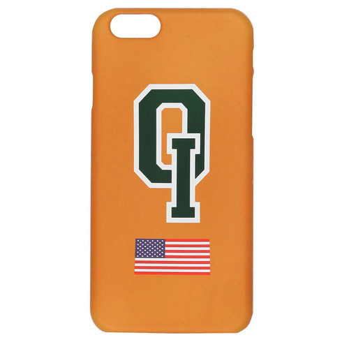 OI LOGO PHONE CASE_yellowiphone6(6s)