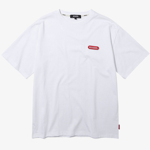 ARC LOGO TEE WHITE (MG1HMMT511A)