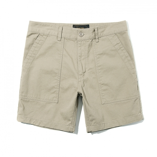재입고전화문의5INCH COTTON SHORT PANTSBEIGE