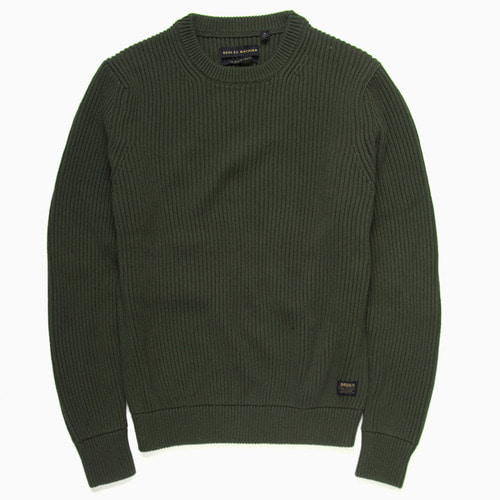 BASIC COTTON CREWFOREST