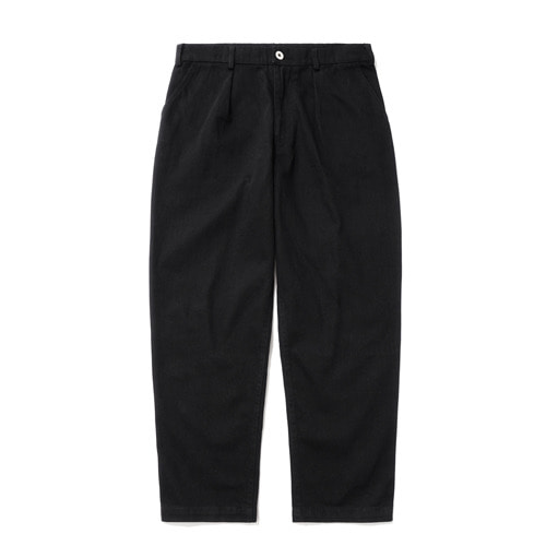 파르티멘토Desert Cotton Pants Black