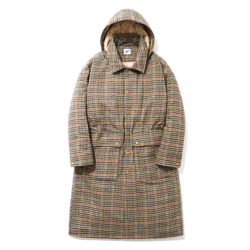 파르티멘토Gun Club Check Coat