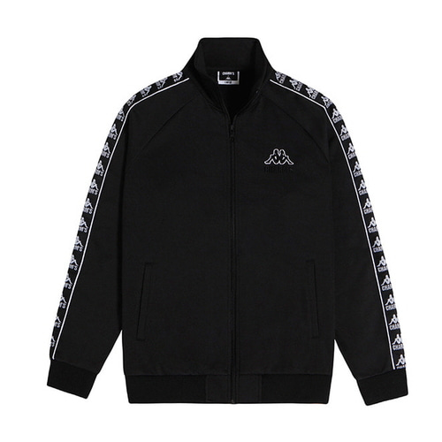 참스x카파CHARMS X KAPPA 222BANDA TRAINING JACKETBLACK
