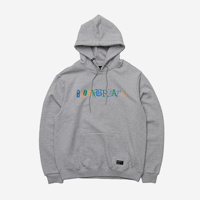 COMPOUND HOODIE - GREY