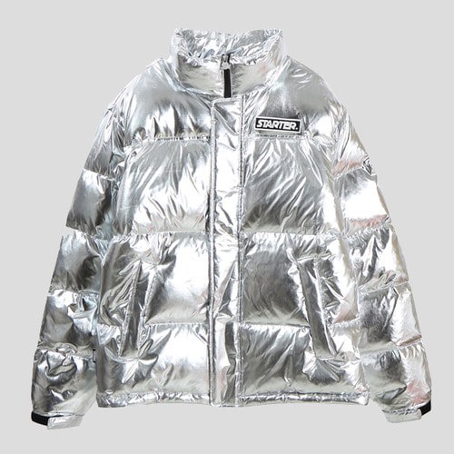 스타터PUFFER DOWN JUMPER SILVER_7017452103_07
