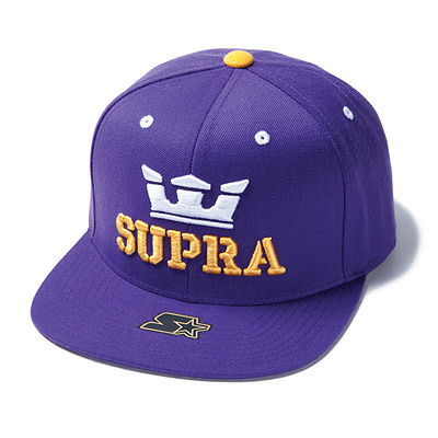 Supra Above Starter - Purple/Gold