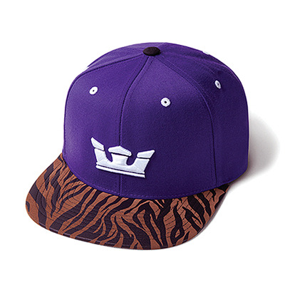 Supra Icon Starter - Purple/Tiger