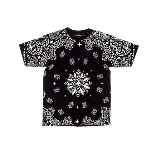 ALL OVER PAISLEY TEE