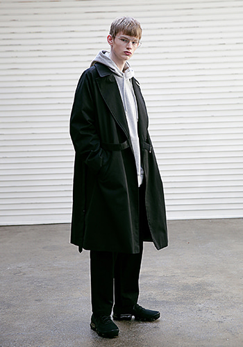 [매스노운]2018 S/S lookbook
